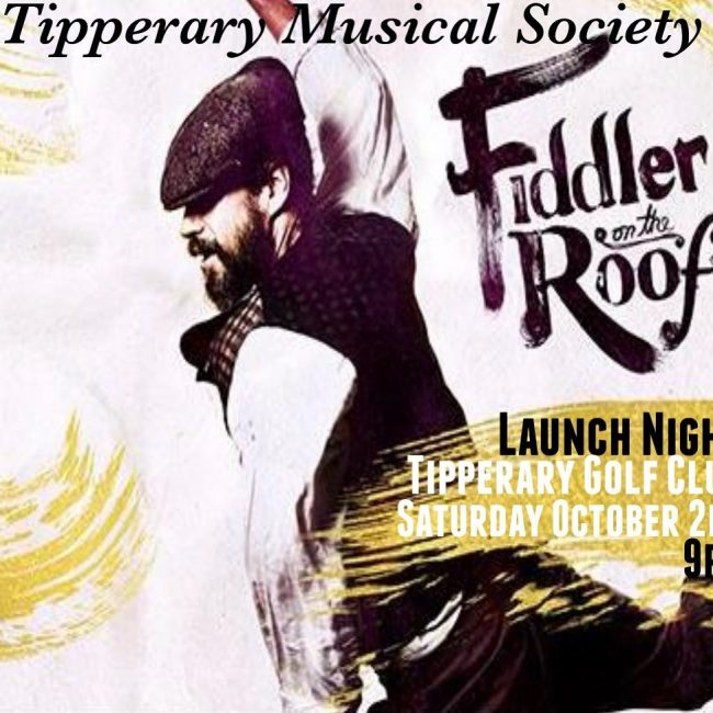 Fiddler on the Roof – Tipperary Musical Society