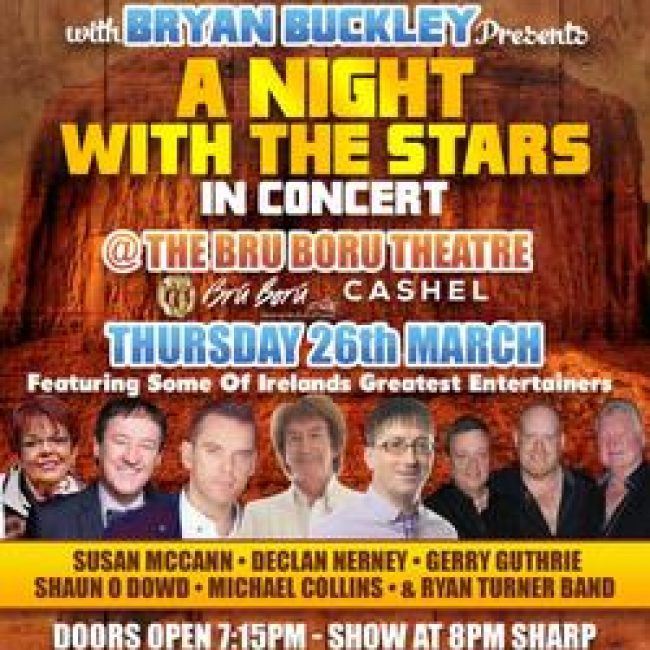 A Night With The Stars In Concert