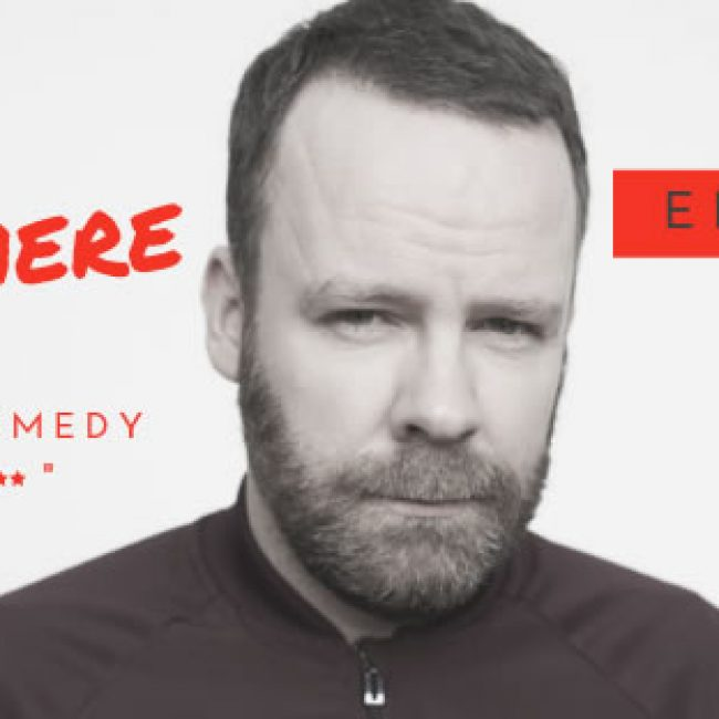 Neil Delamere – End of Watch