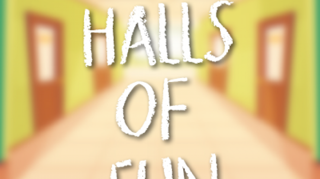 Halls of Fun – Sensory Paths and Routes