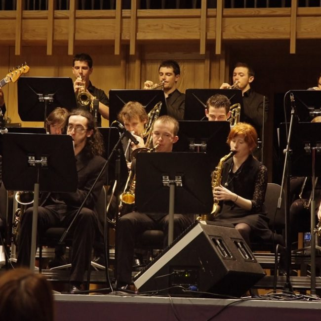 Finding A Voice – All that Jazz !