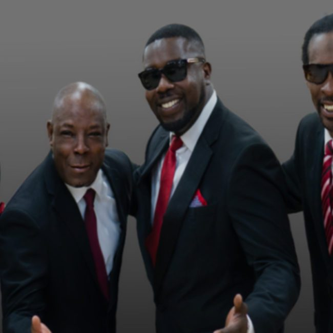 The Magic Of The Drifters