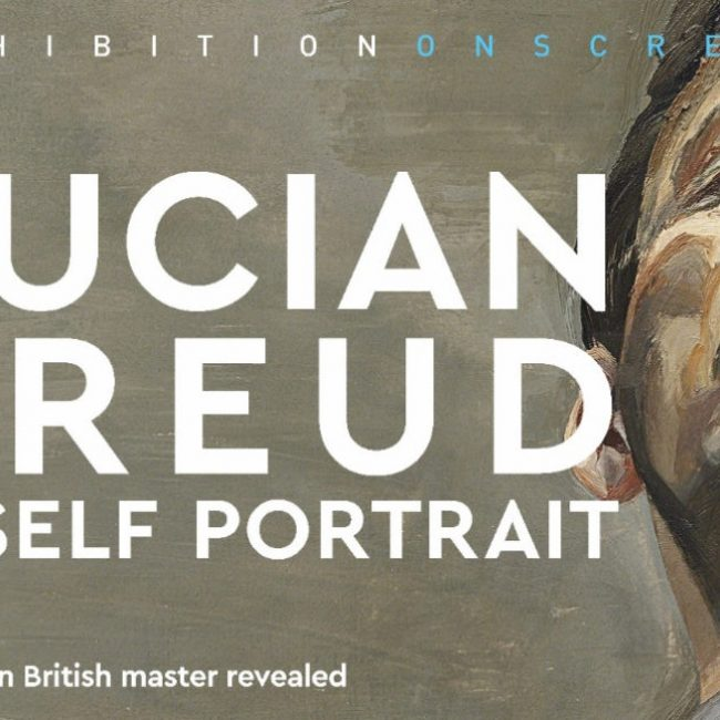 Exhibition On Screen: Lucian Freud A Self Portrait