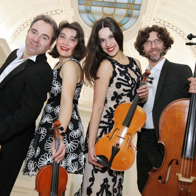 RTÉ Con Tempo Quartet