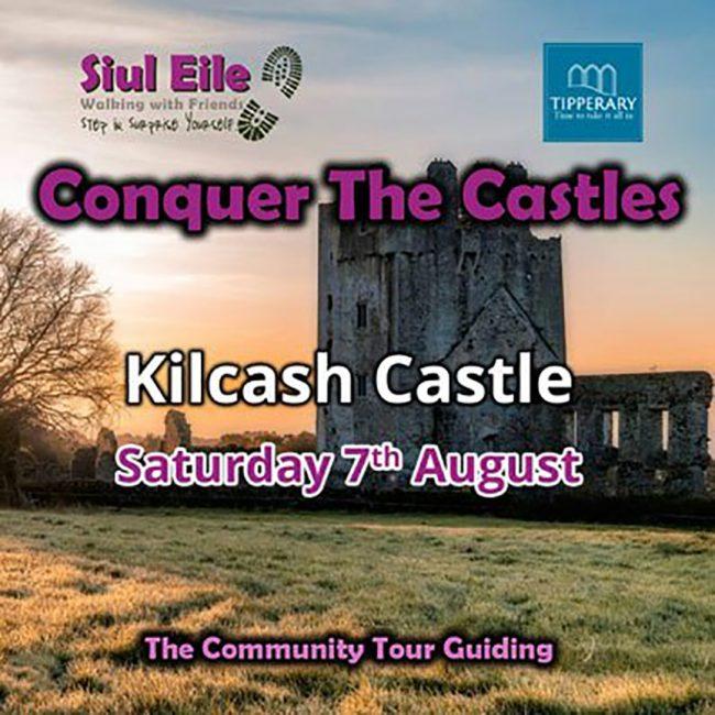 Kilcash Castle Walk (7th August)